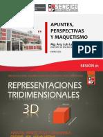 REPRESENTACIONES 3D