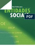 ONG - GuiaPráticoEntidadesSociais
