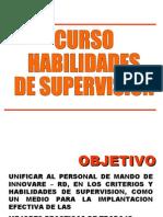 CURSO BASICO HABILIDADES DE SUPERVISION