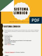 Sistema Límbico MONITORIA 2