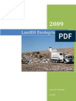 Landfill Biodegradation