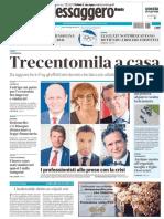 ??.Messaggero Veneto 25 Marzo 2020