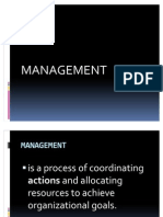 Management and Theorists 001