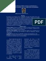 Articulo técnico  Fabio Esquivel