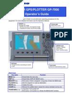 GP7000 OP GUIDE