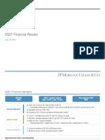 JPM Q2 earnings presentation