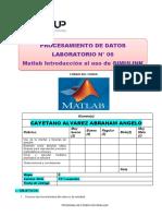 Lab #06- Matlab Introduccion Al Uso de Simulink