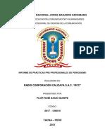 Diagnostico Situacional de Radio Rcc 1