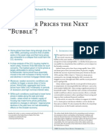 fed housing bubble paper