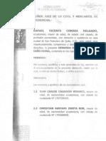 """Demanda Rafael Correa vs. Autores de """"El Gran Hermano"""""""