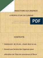 Anemie Normocytaire Cas Clinique