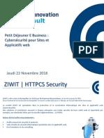 Httpcs Presentation 22 Novembre
