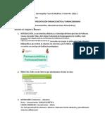 5. Farmacocinetica I