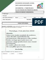 1626092234_avaliação 2º Bimestre 7º Ano- PDF