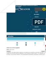 FELIPE PIGNA SINTESIS DE LA HISTORIA ARGENTINA