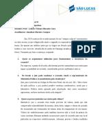 Direito Penal Marina Ferrer