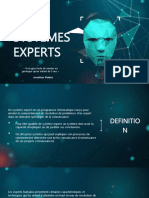 LES SYSTEMES EXPERTS