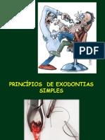 Exodontia simples