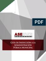 ASE Guia de Induccion Municipal 2018