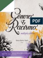 Livro Edufes Gênero e Racismo Múltiplos Olhares