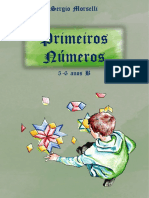 Primeiros Números - 5-6 B [AMOSTRA]
