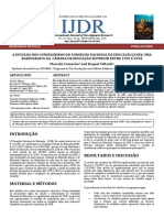 A ESCOLHA DOS CONSELHEIROS DO CONSELHO NACIONAL DE EDUCAÇÃO (CNE)