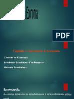 AULA 1 - Introducao a Economia - Conceito de Economia (1)