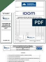 DOSSIER DE CALIDAD DE FABRICACION - DCF