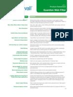 Smoothwall Guardian Web Filter Datasheet