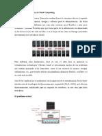 De infraestructura física al Cloud Computing