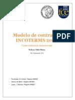 Modelo de Contrato e INCOTERMS 2020 (TP6)