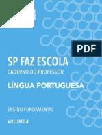Caderno Do Aluno 6ano Portugues 1