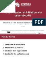 Cyberedu Module 3 Reseau Et Applicatifs 02 2017
