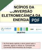 conversão eletromecânica