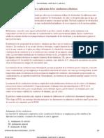 Generalidades, clasificación y aplicación de los conductores eléctricos