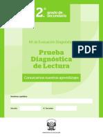014960 ITEM 4 SEC 2 Prueba Diagnóstica Lectura Secundaria_Baja