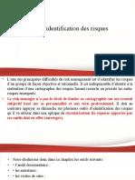 Outils d'Identification Des Risques