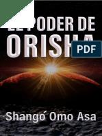 El poder de Orisha (Spanish Edi - Shango Omo Asa