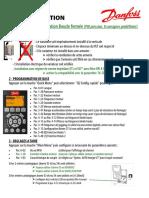 EA FC 102 - Boucle fermée (Consignes prédéfinies, Retour 4-20mA)