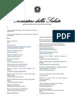 Allerta internazionale variante Delta incremento dei casi COVID19 in diversi Paesi Europei