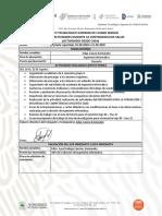 Formato de Reporte de Actividades Quincenales 2020 Adan Canico 01-15