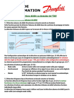 EA FC 102 - Détection Absence de Débit