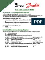 EA FC 102 - Détection pompe à sec