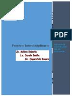 Proyecto Interdisciplinario QUINTOS