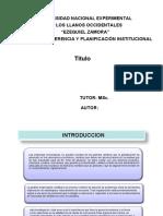 Modelo Para Presentación Tesis