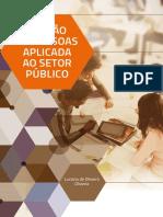 A terceirização na administração pública - razões e aplicações