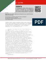 Ejemplo Declaración Comisión Evaluadora