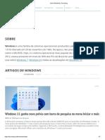 Sobre Windows _ Tecnoblog