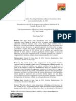 Sistematização crítica das interpretações acadêmicas brasileiras sobre as Jornadas de Junho de 2013