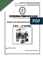 UNPRG BANCO PREG QUIMICA CPU